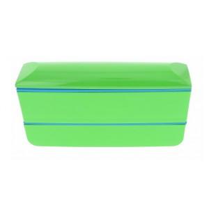 Bento et kit complet - Vert et Bleu